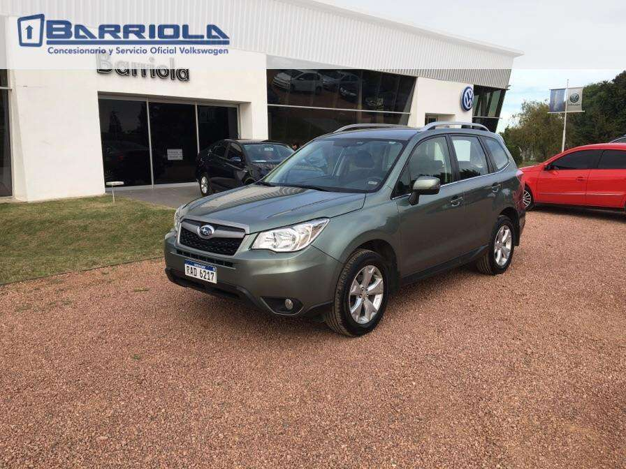 <strong>subaru</strong> Forester 2016 - 130000 km