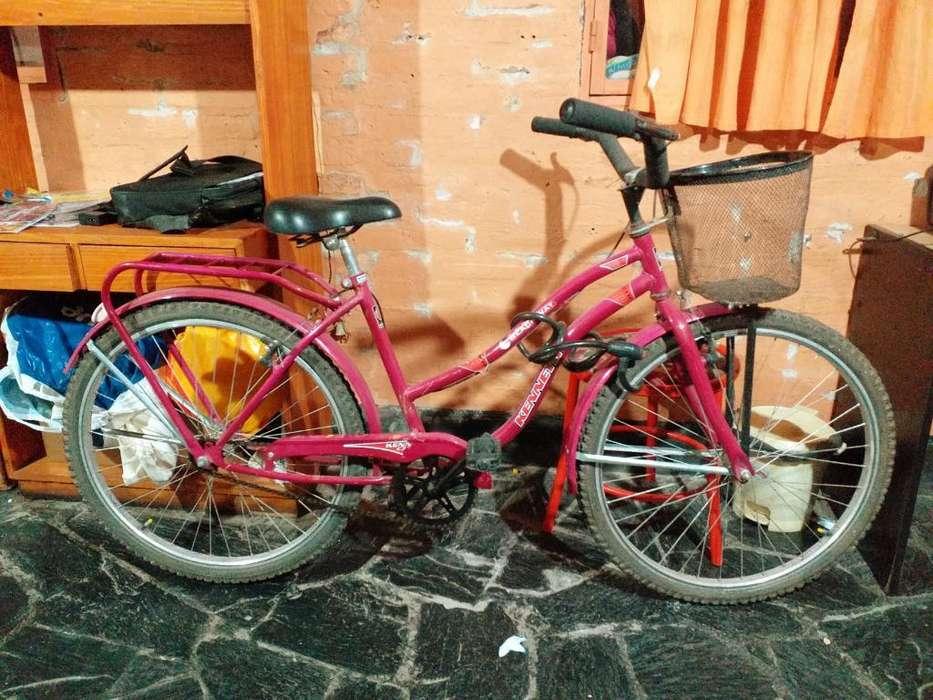 Vendo Bici Usada.