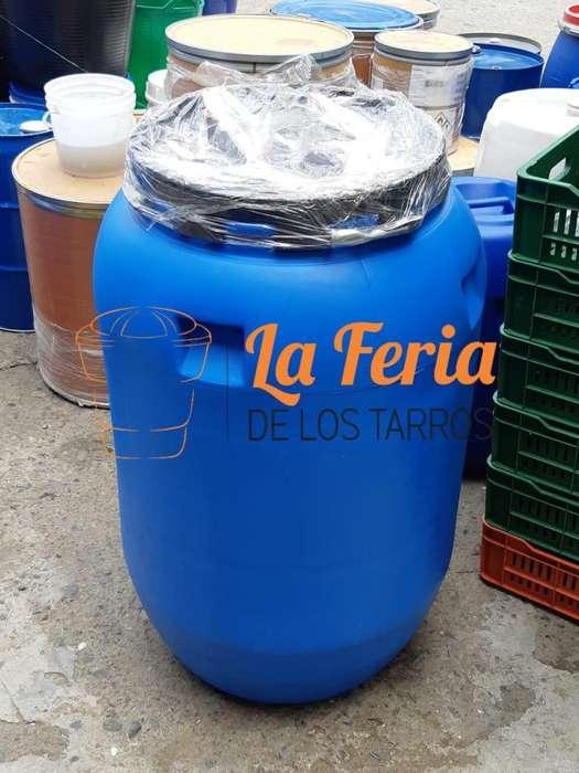 Garrafas Canecas tarros de 55 gls o 200 litros NUEVAS