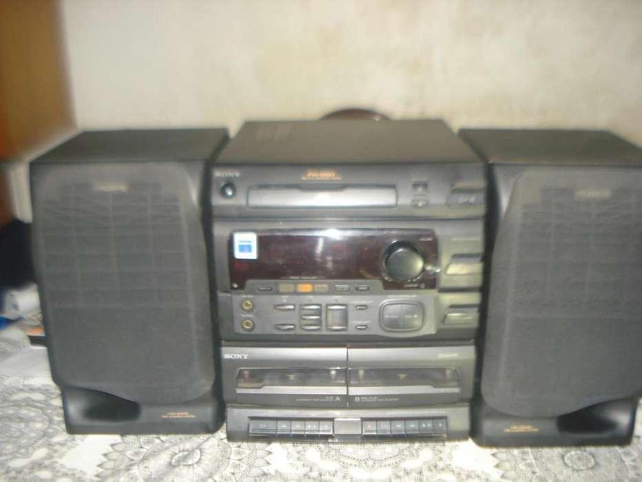 Minicomponente Sony Fh G50 O Hcdh501 Exc Sonido No Envio