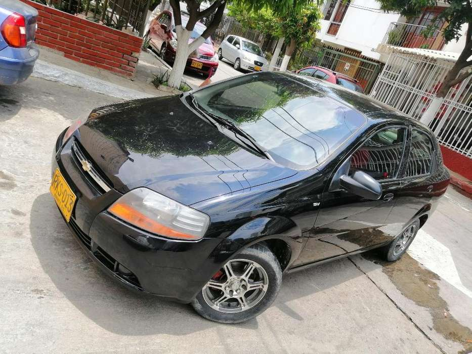 Chevrolet Aveo 2012 - 11000 km