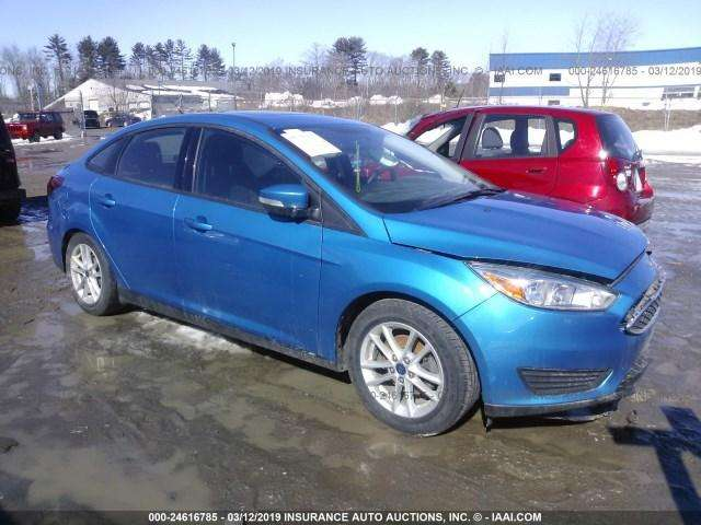 Ford Focus 2015 - 100 km