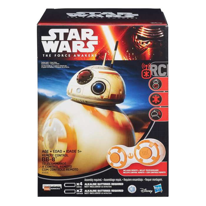 Star Wars BB-8 Radio Control - Hasbro