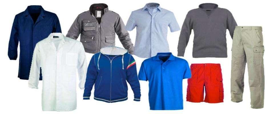 ropa de trabajo para dotaciones