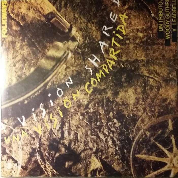 Disco Folkways Bob Dylan Bruce Springsteen U2 Brian Wilson otros....
