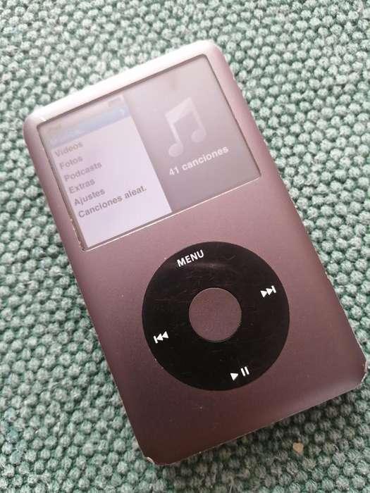 Vendo <strong>ipod</strong> Classic de 160gb