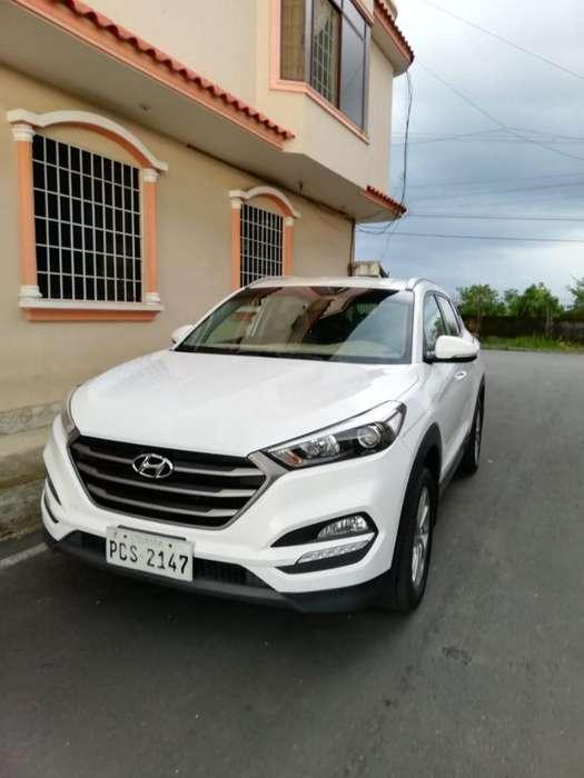 Hyundai Tucson 2016 - 130000 km