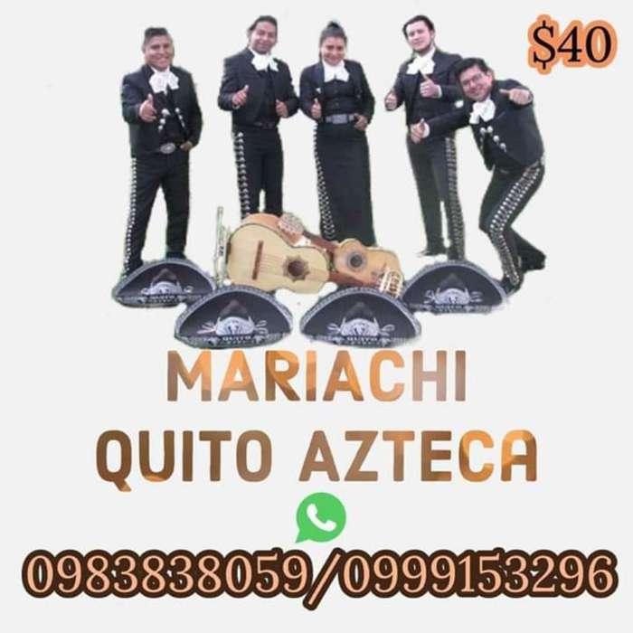 Precios de Mariachi en Quito Ferroviaria