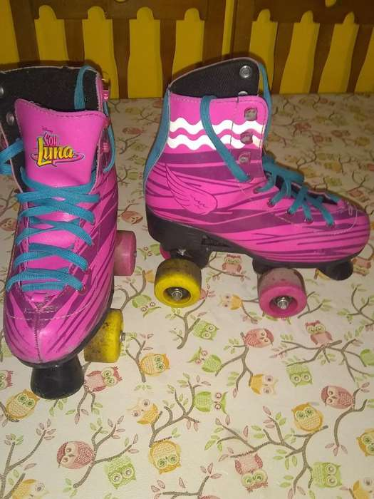 Patines Soy Luna Talle 35--36