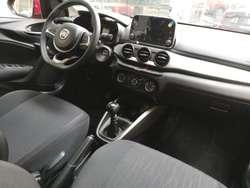 Fiat Argo.