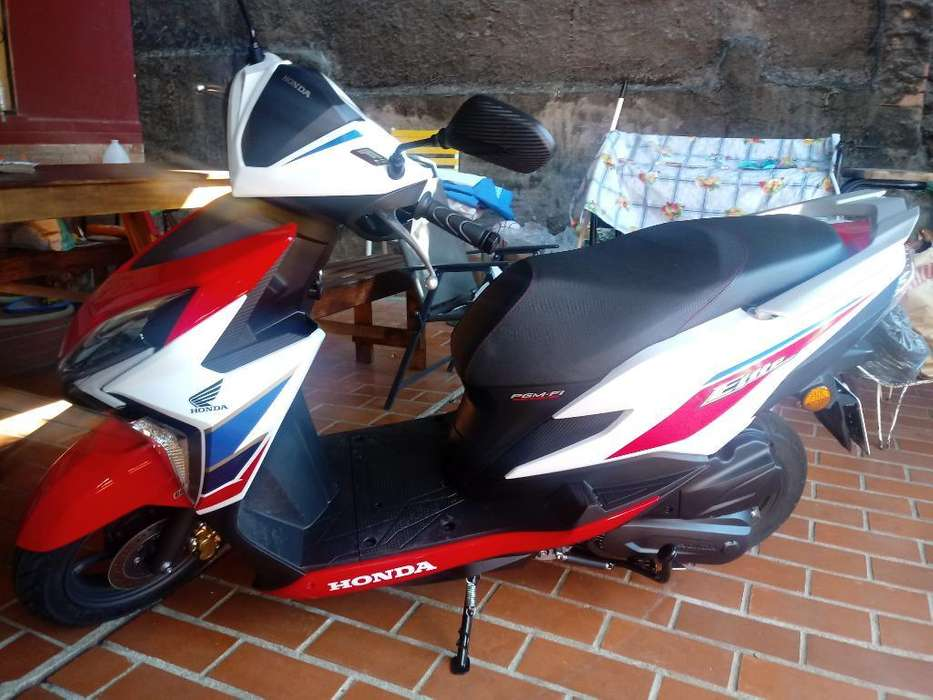 Honda New Elite 125 2019