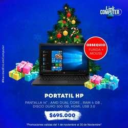 Computador Portátil Nuevo Garantía 1 Año