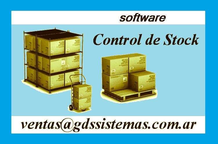 -: Programa para Control de Stock ·/ sin Facturación /· Software Gds Sistemas