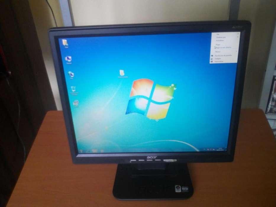 Venta Monitor Acer 15 y 17 pulgadas