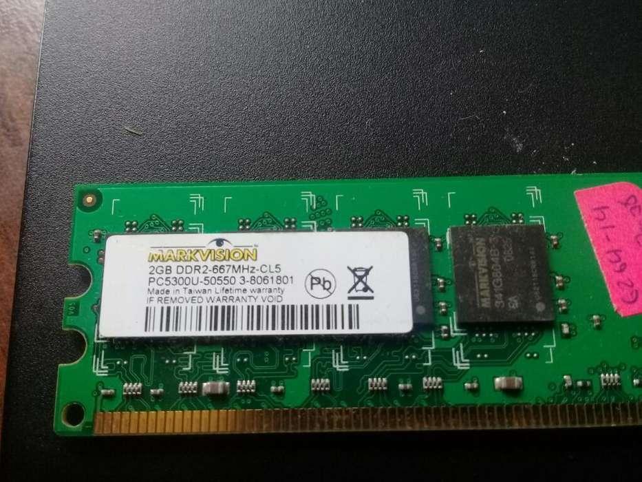 Memoria Ddr2 667 2gb