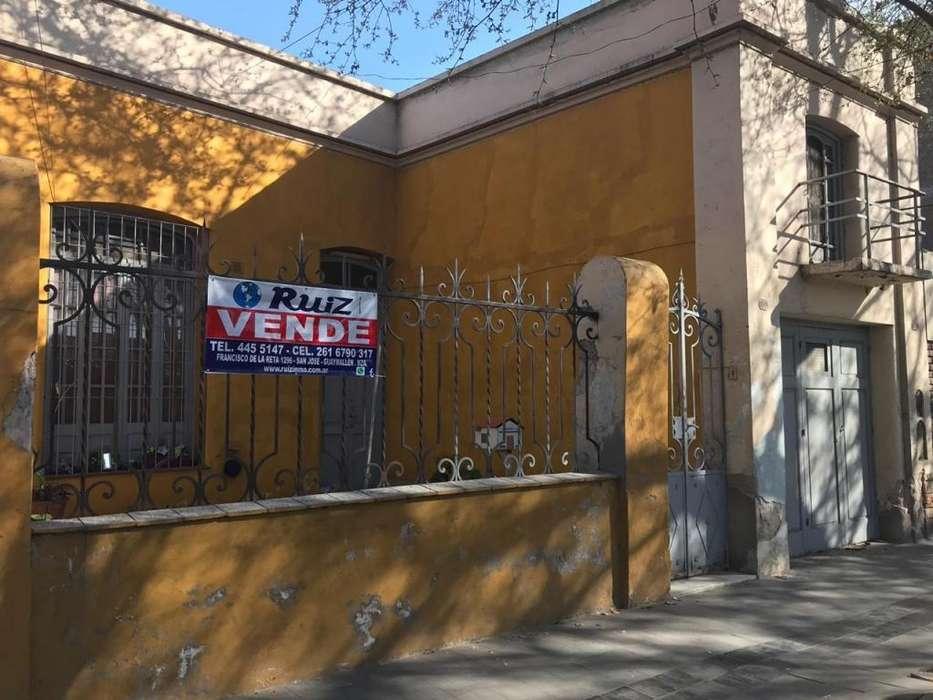 Ruiz inmobiliaria vende terreno en calle Paso De Los Andes 1532, 5ª sección, Ciudad.