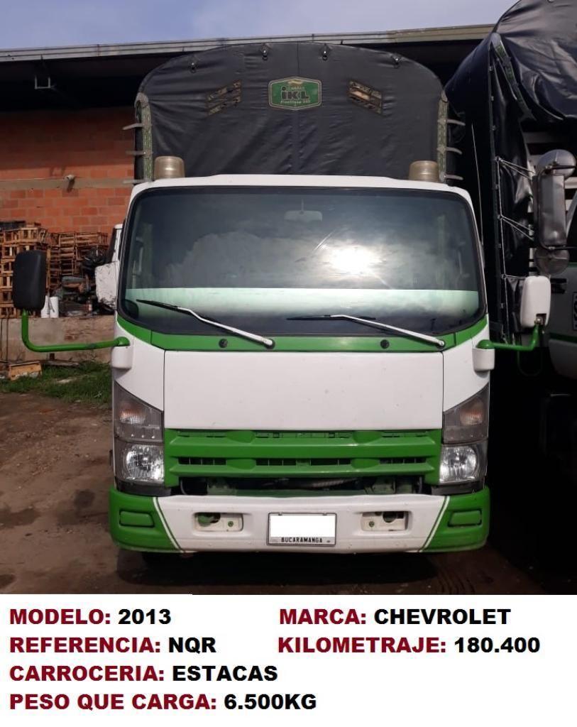 Chevrolet Nqr Mod 2013