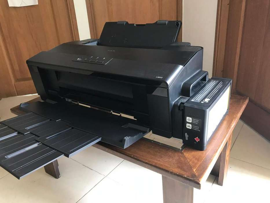 Impresora Epson L-1800 Sistema Transfer