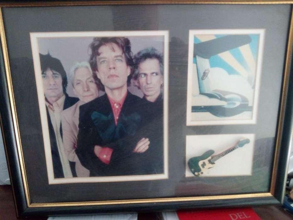 Cuadro de Rolling Stones