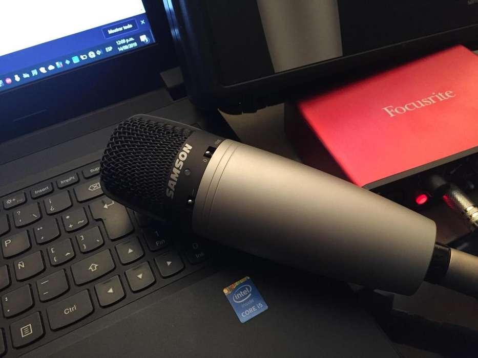 Microphone condenser Samson C03