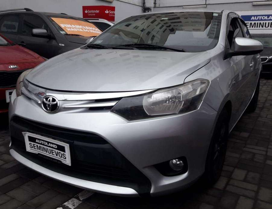 Toyota Yaris 2016 - 28600 km
