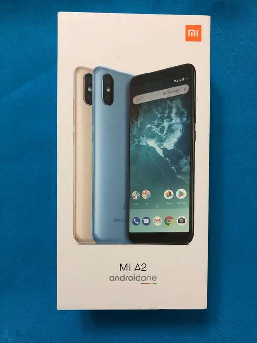 Xiaomi A2 Black 64 Gb Camara32 Mp