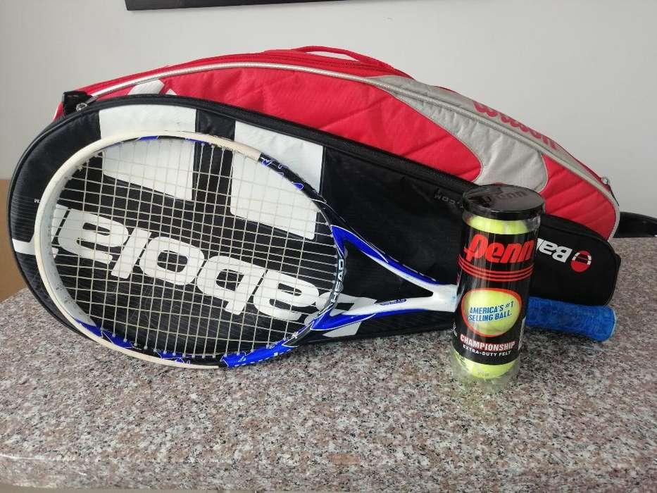 Vendo Kit para Jugar Tenis