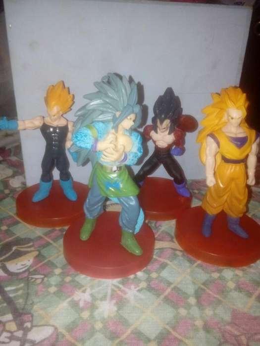 Muñeco de Goku