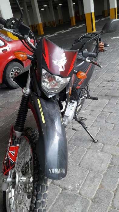 Vendo Moto Yahama Xtz125cc Año 2015
