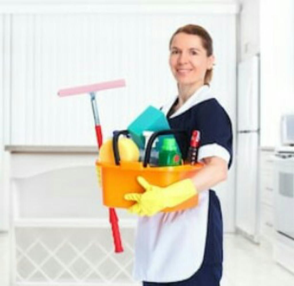 Me Ofrezco Como Servicio Domestica