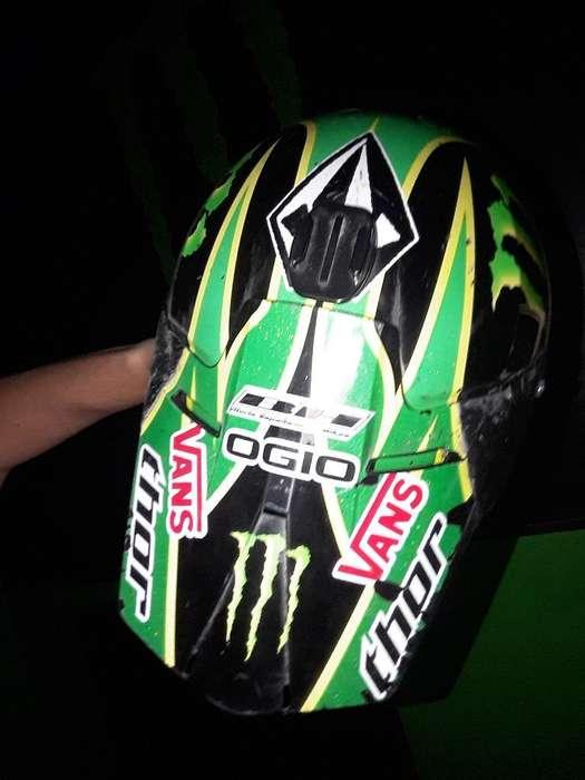 Casco de Motocross Thor