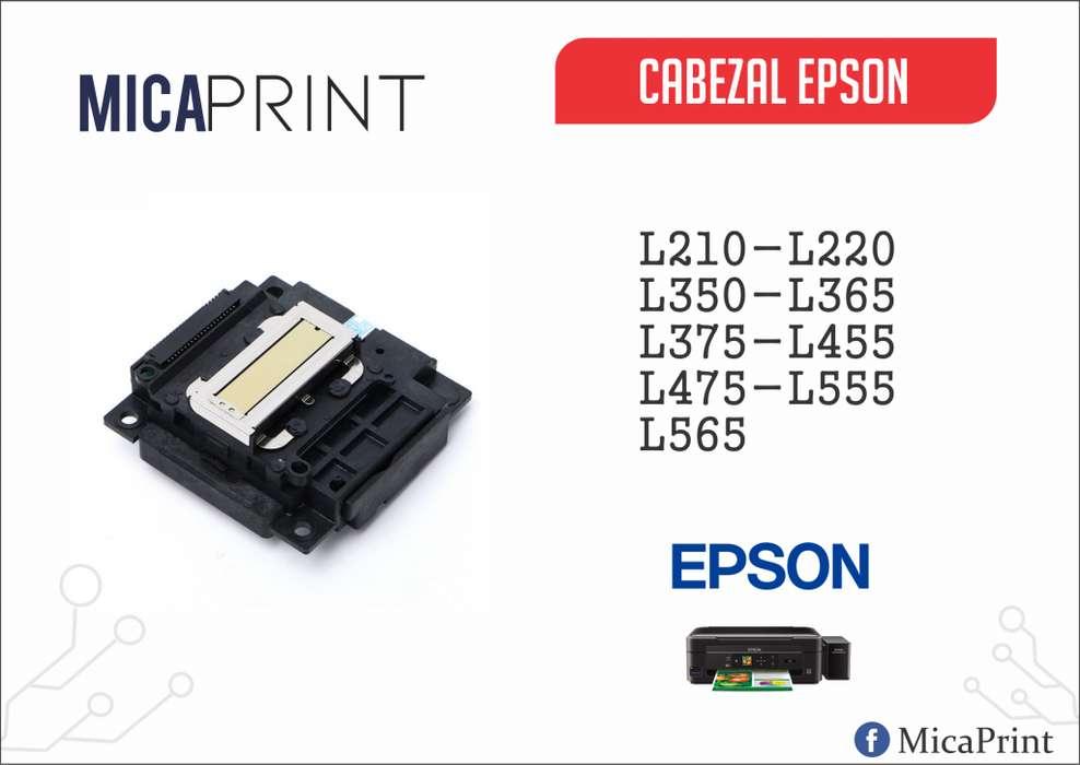 Cabezal Epson Serie L