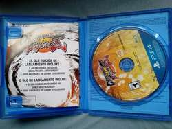 Dragon Ball Fighter Z - Juego Ps4