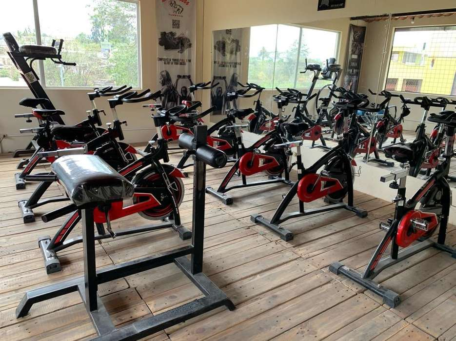 <strong>bicicleta</strong>s Spinning Alto Trafico