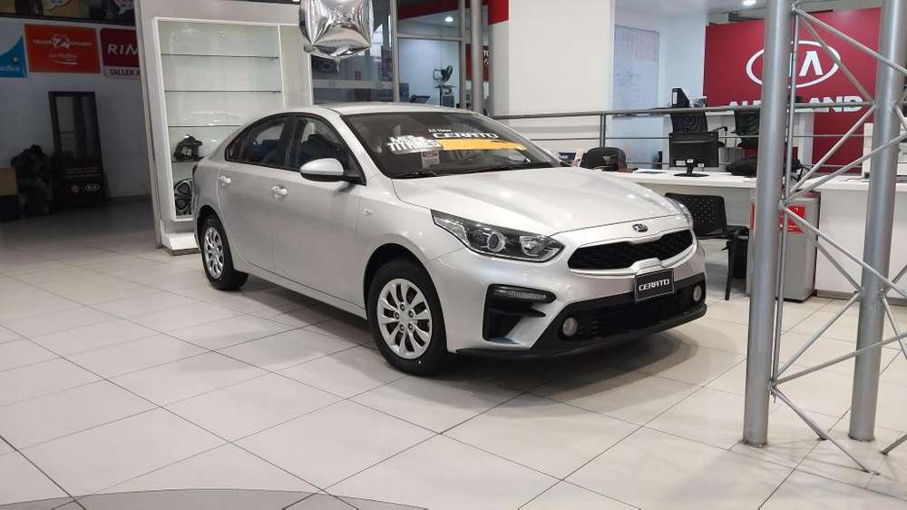 Kia All New Cerato 2019 - 0 km
