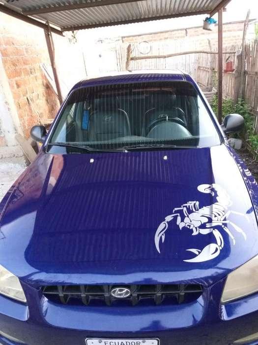 Hyundai Accent 2002 - 1000 km