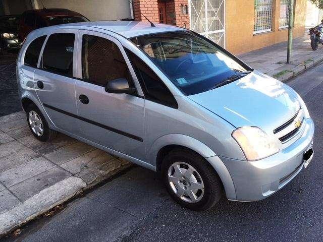 Chevrolet Meriva 2011 Gl 1.8 Full Impecable Real Permuto/financio