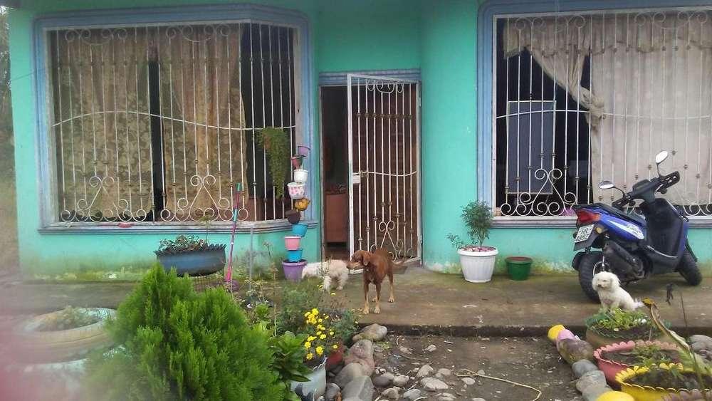 Venta de casa CON FACILIDAD DE PAGO