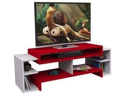 MESA DE TV BAJA PARA LED LCD