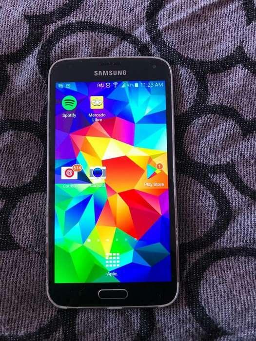 Vendo Samsung S5 Normal