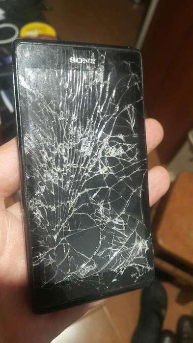 Sony Xperia C2104 Completamente Dañado