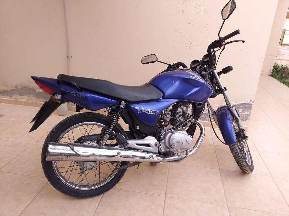 Moto <strong>honda</strong> Titan