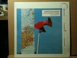 Depeche Mode singles 12