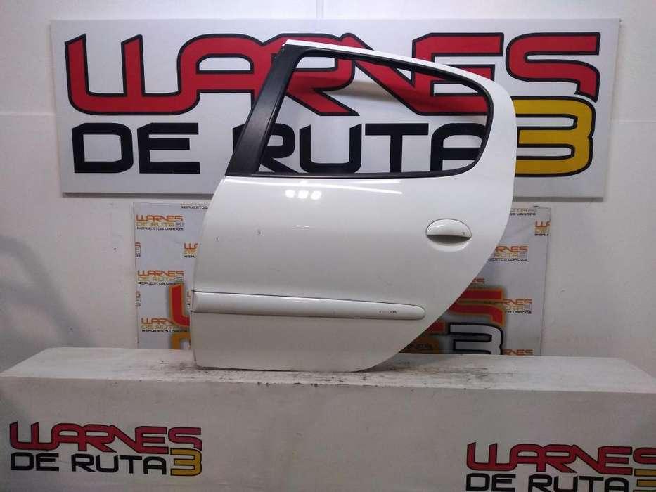 Puerta Trasera Izquierda Peugeot 206 207 03040475