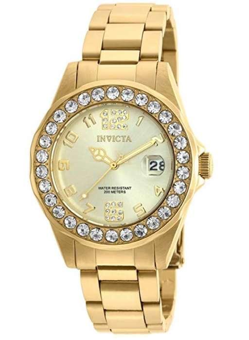 Vendo Reloj Invicta Mujer Original Nuevo