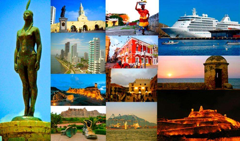 City tour panorámico en Cartagena de Indias
