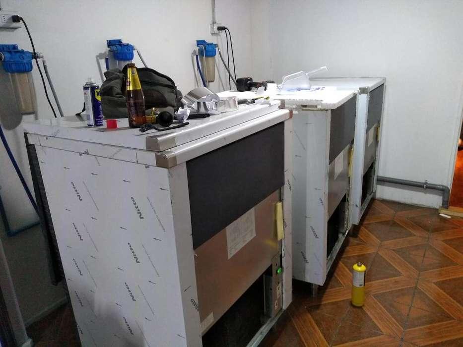 servicio tecnico especializado en maquinas industriales de cocina