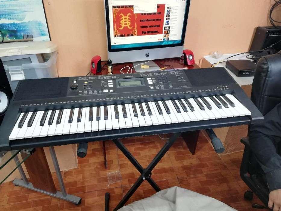 Piano Yamaha Psr-e343