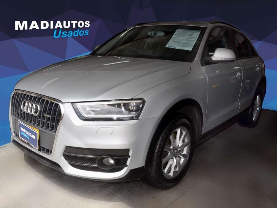 <strong>audi</strong> Q3 2015 - 32525 km