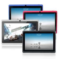 Tablet 7 Android 4/ Doble Cámara/ Wifi/ 8gb A 32gb Nueva PRECIO INCLUYE IVA